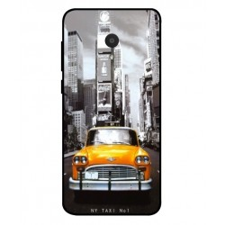 Alcatel 1x New York Taxi Cover