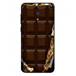 Funda Protectora 'I Love Chocolate' Para Alcatel 1x