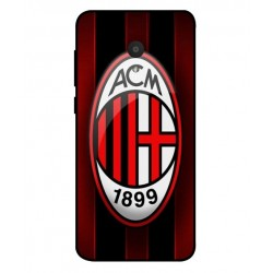 Alcatel 1x AC Milan Cover