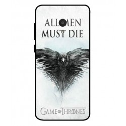 Funda All Men Must Die Para Alcatel 1x