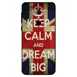 Carcasa Keep Calm And Dream Big Para Alcatel 3