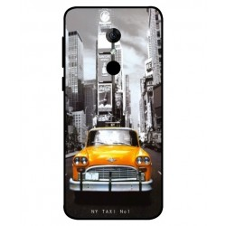Carcasa New York Taxi Para Alcatel 3