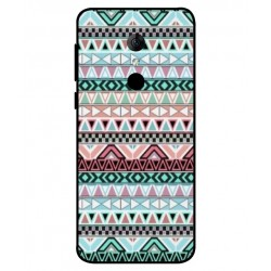 Alcatel 3 Mexican Embroidery Cover