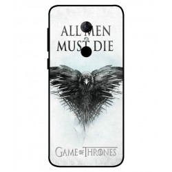 Funda All Men Must Die Para Alcatel 3