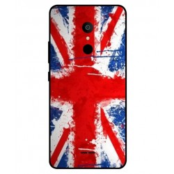 Alcatel 3c UK Brush Cover