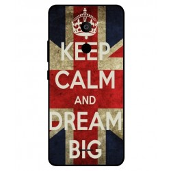 Carcasa Keep Calm And Dream Big Para Alcatel 3c