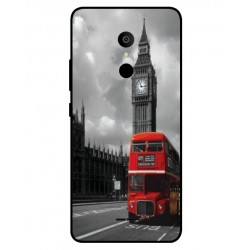 Alcatel 3c London Style Cover
