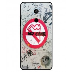 Alcatel 3c 'No Cake' Cover