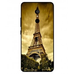Alcatel 3c Eiffel Tower Case