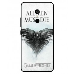 Funda All Men Must Die Para Alcatel 3c