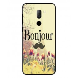Coque Hello Paris Pour Alcatel 3x