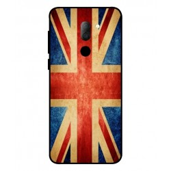 Alcatel 3x Vintage UK Case