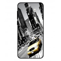 Funda New York Para Alcatel 3x