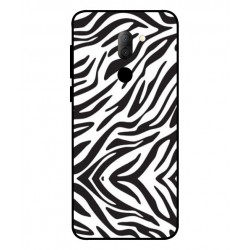 Alcatel 3x Zebra Case
