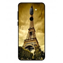 Alcatel 3x Eiffel Tower Case