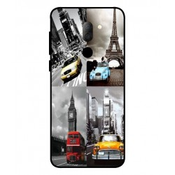 Funda Best Vintage Para Alcatel 3x