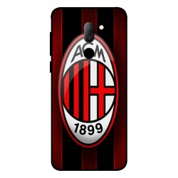 Alcatel 3x AC Milan Cover