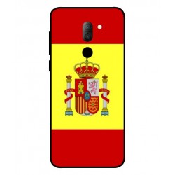 Alcatel 3x Spain Cover