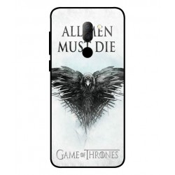 Funda All Men Must Die Para Alcatel 3x