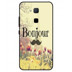 Coque Hello Paris Pour BQ Aquaris VS