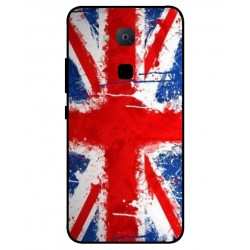 Coque UK Brush Pour BQ Aquaris VS