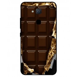Coque I Love Chocolate Pour BQ Aquaris VS