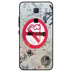 Funda Protectora 'No Cake' Para BQ Aquaris VS