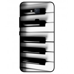 Funda Piano Para BQ Aquaris VS