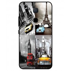 Funda Best Vintage Para BQ Aquaris VS