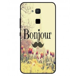 Coque Hello Paris Pour BQ Aquaris VS Plus