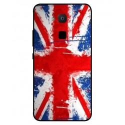 Coque UK Brush Pour BQ Aquaris VS Plus