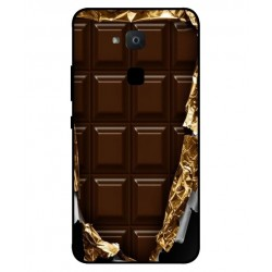 Coque I Love Chocolate Pour BQ Aquaris VS Plus