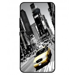 Coque New York Pour BQ Aquaris VS Plus