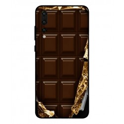 Coque I Love Chocolate Pour Huawei P20 Pro