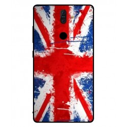 Nokia 8 Sirocco UK Brush Cover
