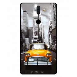 Nokia 8 Sirocco New York Taxi Cover