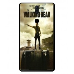 Nokia 8 Sirocco Walking Dead Cover