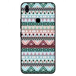 Funda Bordado Mexicano Para Vivo V9