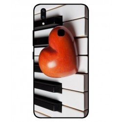 Funda I Love Piano Para Vivo V9