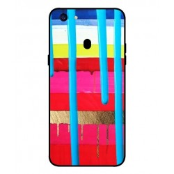Oppo F5 Youth Brushstrokes Cover