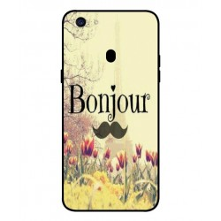Oppo F5 Youth Hello Paris Cover
