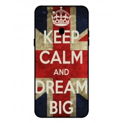 Oppo F5 Youth Keep Calm And Dream Big Cover