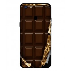 Coque I Love Chocolate Pour Oppo F5 Youth