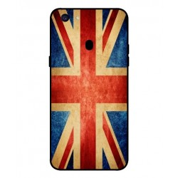 Oppo F5 Youth Vintage UK Case