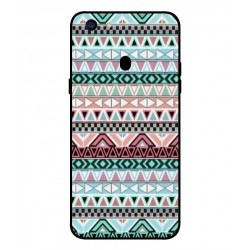 Coque Broderie Mexicaine Pour Oppo F5 Youth
