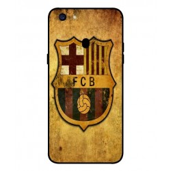 Coque FC Barcelone Pour Oppo F5 Youth