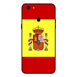 Coque De Protection Espagne Pour Oppo F5 Youth
