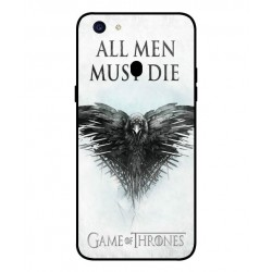 Oppo F5 Youth All Men Must Die Cover