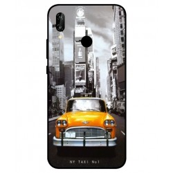 Huawei P20 Lite New York Taxi Cover