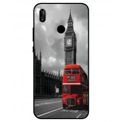 Huawei P20 Lite London Style Cover